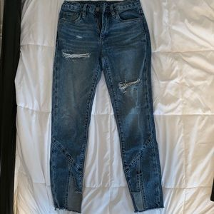 Distressed Blank NYC Jeans